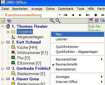Word Vorlagen erstellen - Handbuch - UNO Office